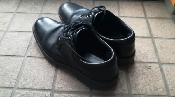 ABCマートの革靴