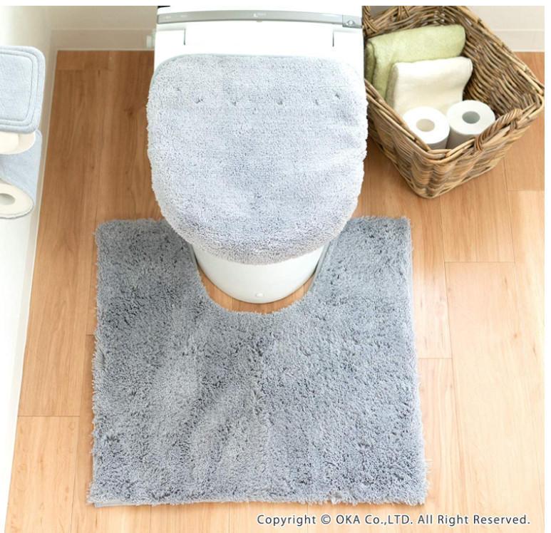 無印良品ににたトイレマット