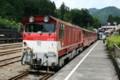 井川線列車