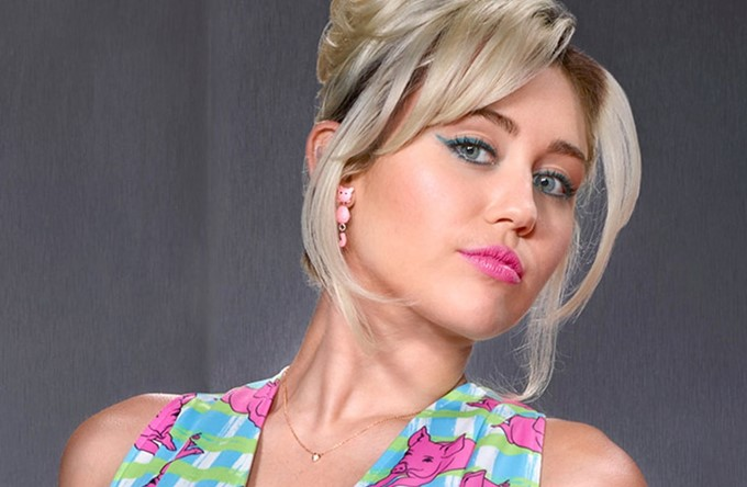 Miley Cyrus Celebrity Picture 2017 Beautiful Woman