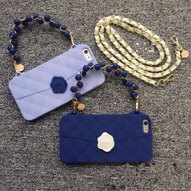 iPhone6Sケース 芸能人 セレブハンドバッグ型iphone7/6 plusシリコン製チェーン付きショルダー6plus/5s/SEソフト携帯カバー