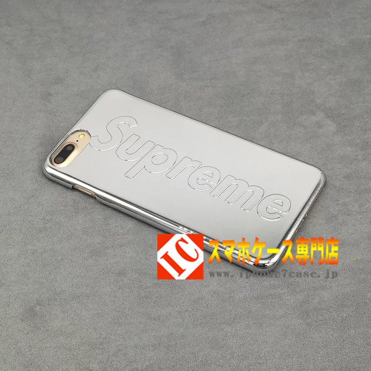 シュプリームsupreme浮き彫り iphone7/7Plusクール携帯カバ