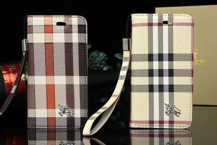 iphone7S/8 ケースBurberry超薄いタイプ7Plus手帳型チェック柄アイフォン5SE/7携帯カバー格模様GalaxyS8/s8PLUS/s7/s7edge/note5/s6/s6edgeカード収納 ビジネス風