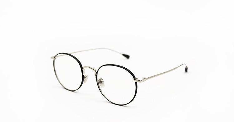 丸 メガネ