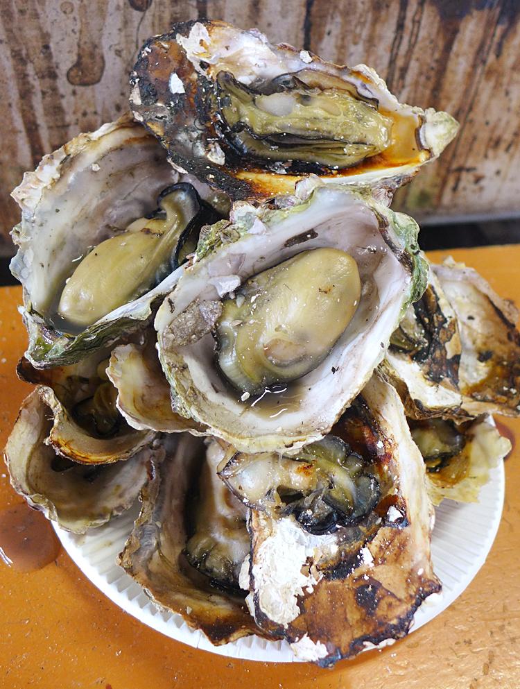 牡蠣 収穫 量