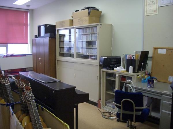 個別「音楽準備室」の写真、画像...