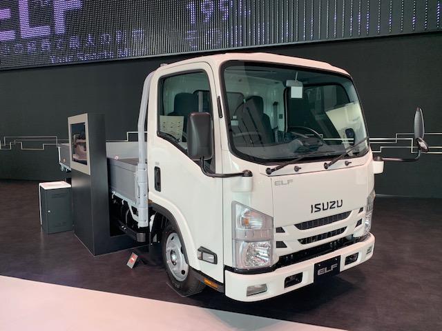 いすゞプラザ ISUZUトラック
