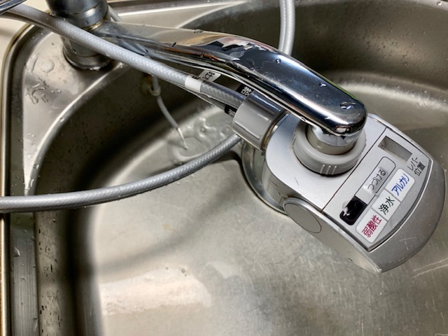 Panasonic(パナソニック)浄水器の給水・吐水ホース