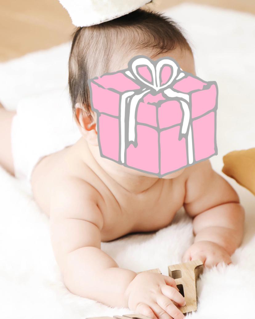 ムチムチ赤ちゃんイメージ