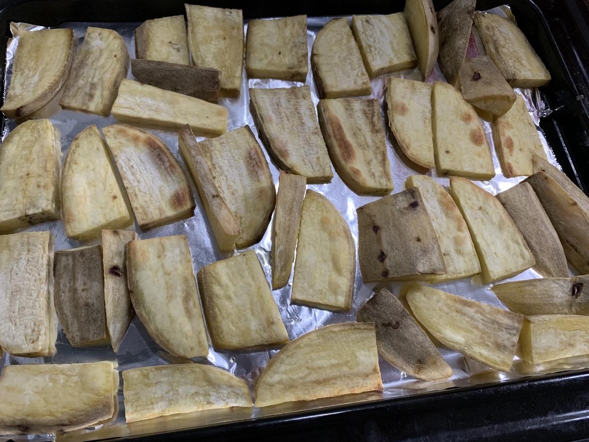 干し芋の作り方!5分でできる超簡単サツマイモのおやつ3