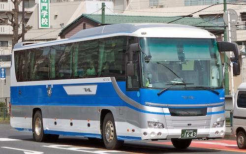 東名ハイウェイバス