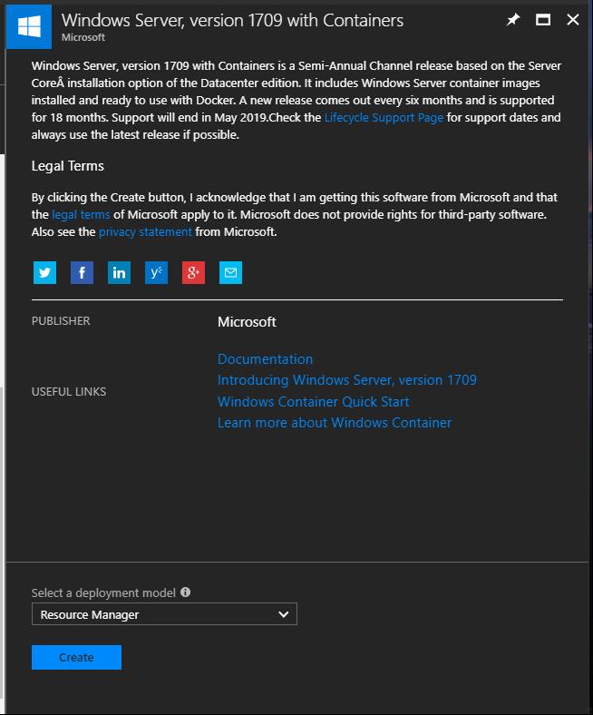 How to setup VSTS Private Agent to build Windows Server ver