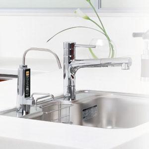 ビルトインアルカリ整水器|パナソニック