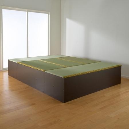 ディノスの高床式ユニット畳