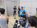 Oculusで遠隔ロボットの視点映像を見れる