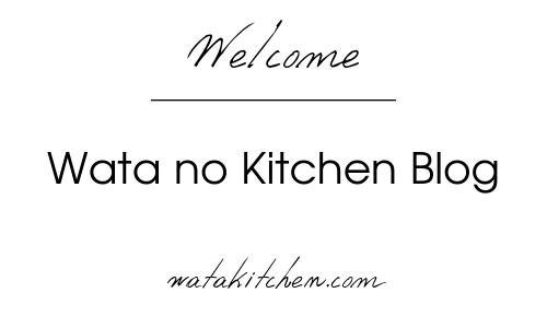 わたのキッチングログ