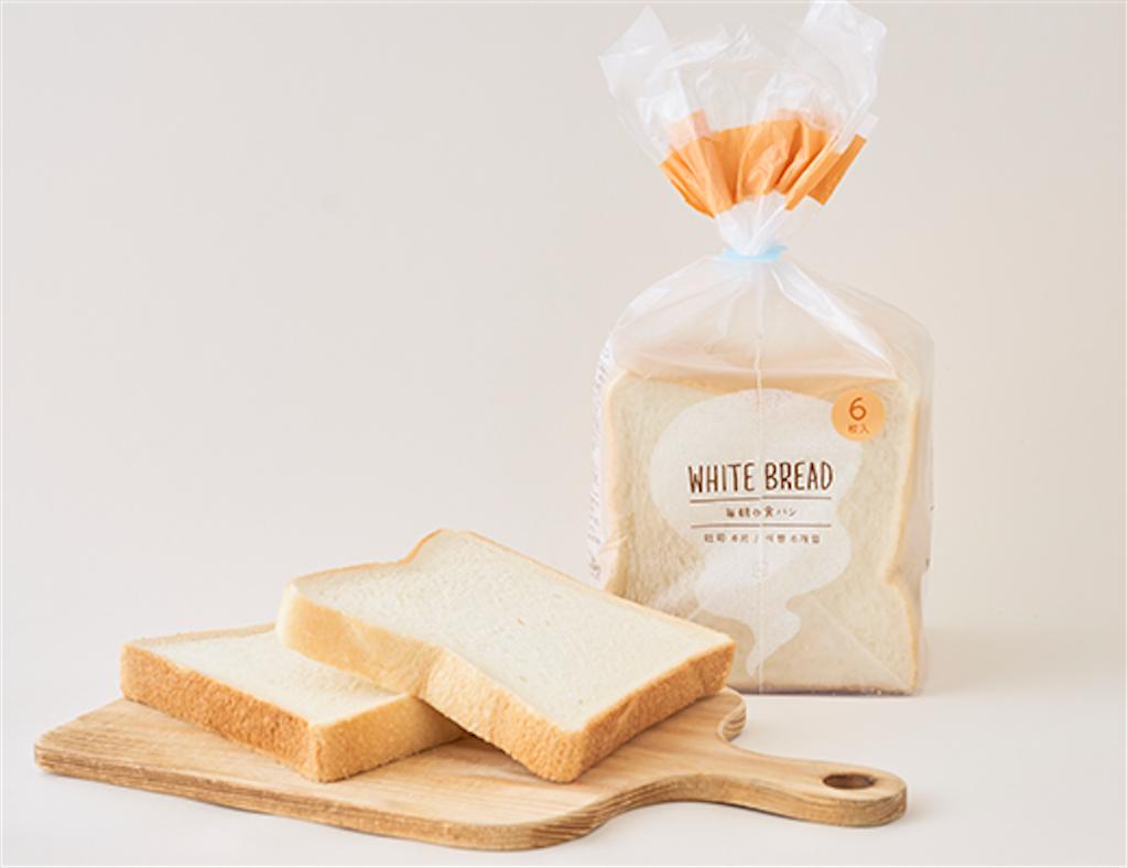 ローソン 毎朝の食パン
