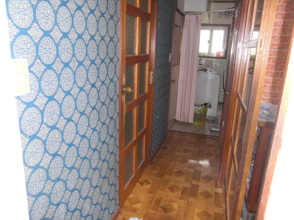 DIY ドアを引き戸に 介護リフォームDIY