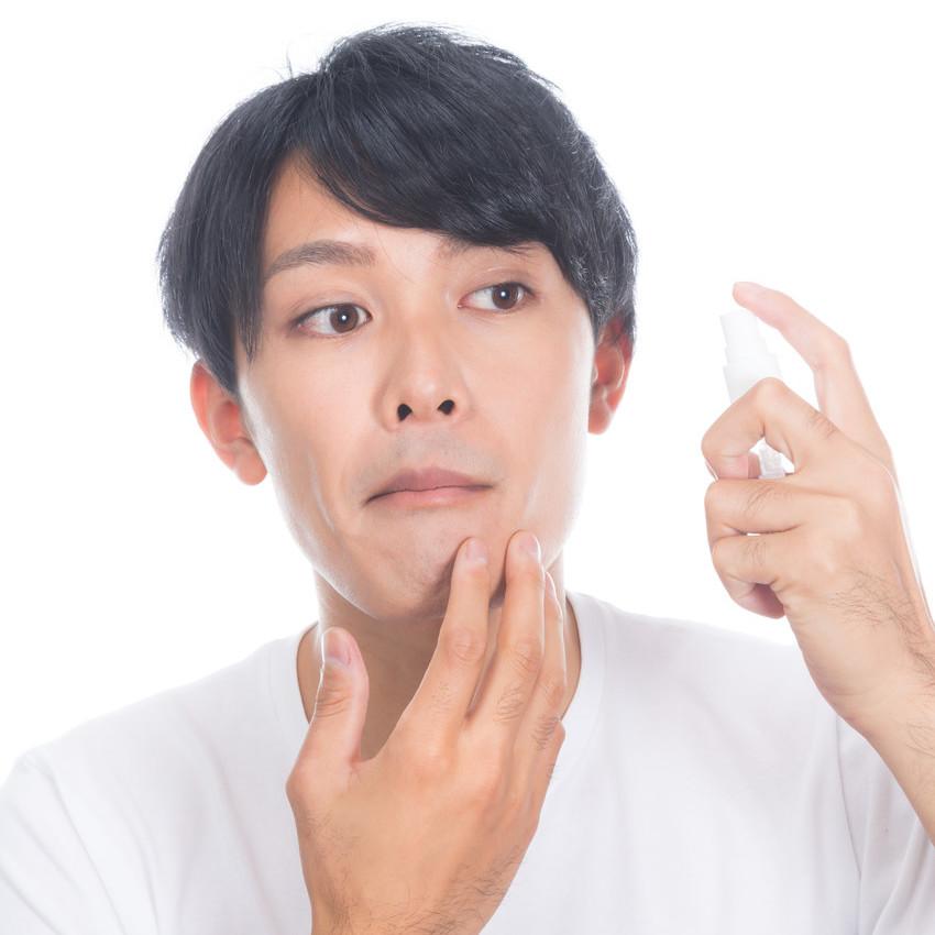 髭剃りイメージ