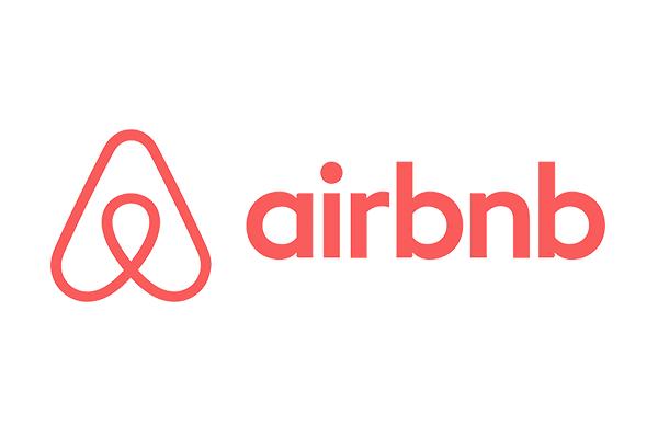 airbnbのロゴ画像