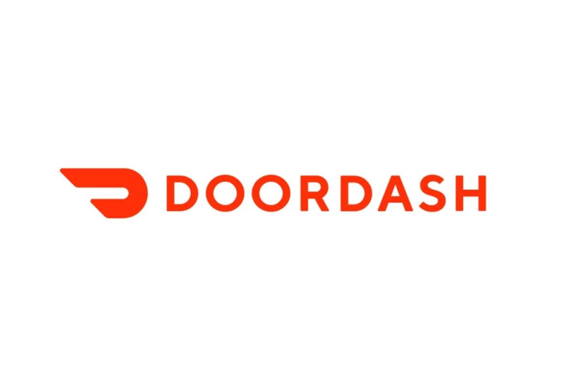 doordashのロゴ画像