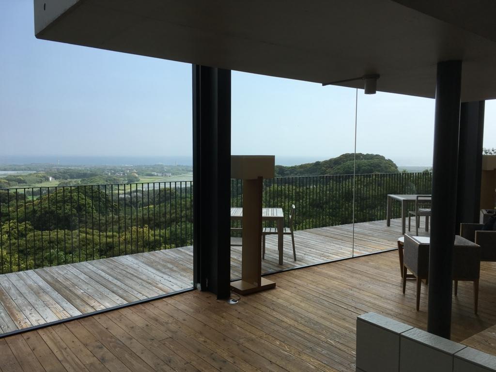 トスラブ 館山ルアーナの客室 景色