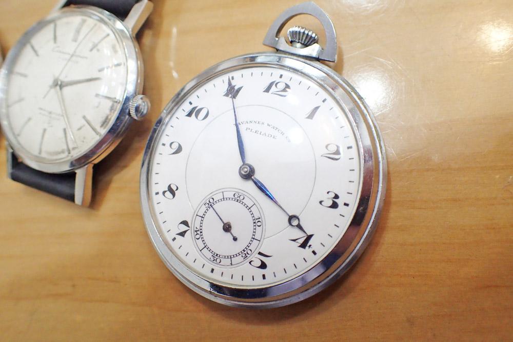 タバンの懐中時計