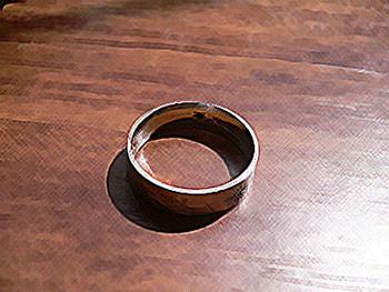 指輪(『桜』で使用)