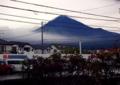 [富士山] 台風過ぎました