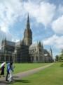 ソールズベリー大聖堂(ロンドン)11