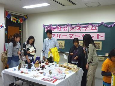 2011里見祭フリーマーケット