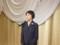 平成24年度謝恩会の様子(権上先生からの挨拶)