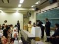 平成25年度卒業式