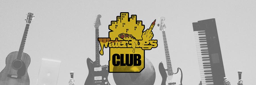 バンドサークルのウォーターバグズクラブ