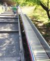 辰口丘陵公園 すべり台