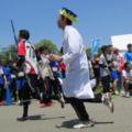 金沢リレーマラソン さかなくん