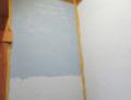 漆喰 DIY
