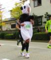 金沢マラソン パンダ