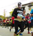 金沢マラソン 仮装