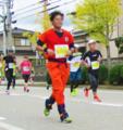 金沢マラソン 悟空