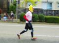 金沢マラソン ピカチュウ