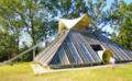 ピラミッド迷路 石川県森林公園