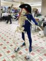 NT金沢 前骨格ロボット