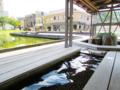 加賀温泉 足湯