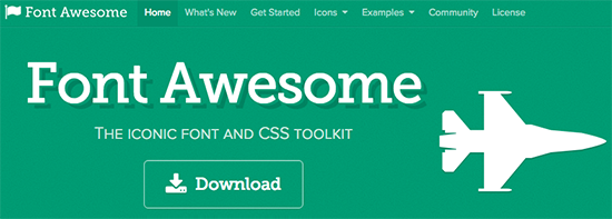 http://fortawesome.github.io/Font-Awesome/