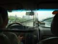 タクシーで、ばいうんごーぢーぢーぢゃん、に向かいます