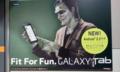 [twitter][GALAXY Tab] GALAXYがまたアップデートだって!Android2.3だって(´∀`*)