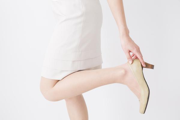 インソールでO脚を改善