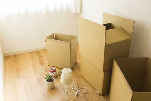 一人暮らしの引っ越しは準備も早めに行いましょう