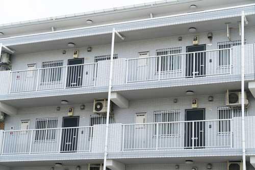 アパートの管理